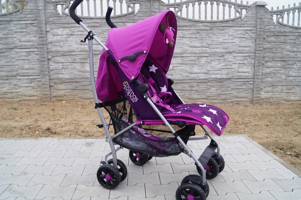Mamas and Papas Swirl wózek parasolka opinie