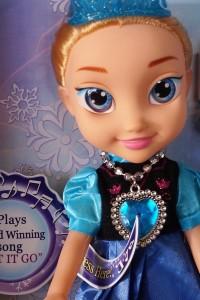 Frozen lalki