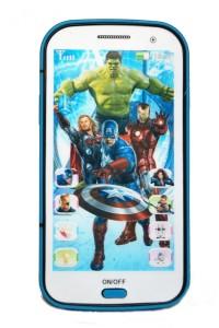 smartfon dla dziecka avengers