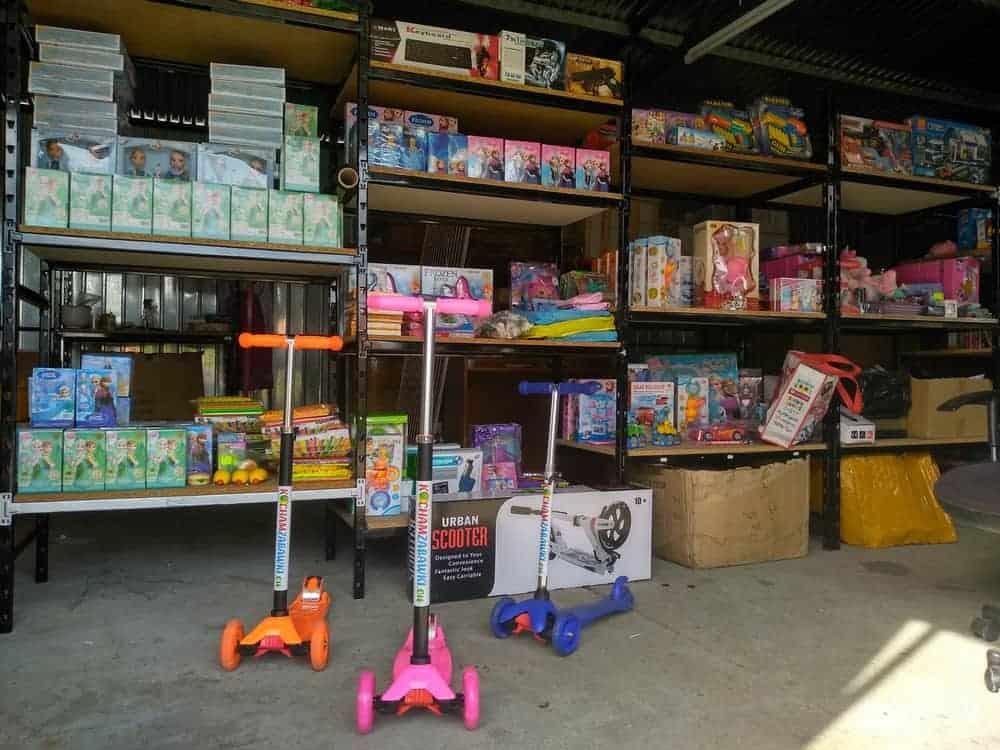 Bezpieczne zabawki dla dzieci w dzisiejszych czasach